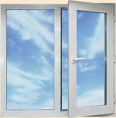 Windows plastic, the PVC windows, the price of
