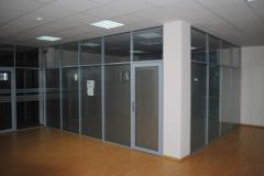 Aluminum partitions, aluminum office partitions,