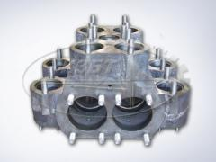 The block hydraulic NB-32.02.000 on the NB-32,