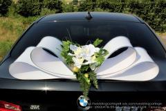 Свадебный бант на машину в Одессе и Южном