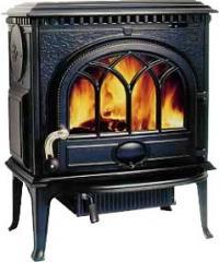 The furnace - JOTUL F3 fireplace