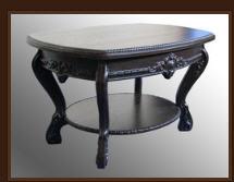 Журнальный столик Мэверик (Темный орех) Столы