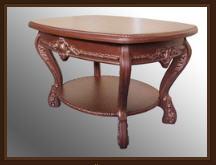 Журнальный столик Мэверик (Черешня) Столы
