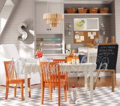 Наборчик 1 стол и 2 стульчика Craft