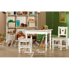 Набор детский столик и 2 стульчика Harmonie