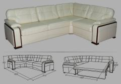 Soft corner 'Lexus', Furniture,