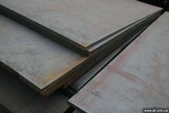 Hot-smoked steel sheet from 2*1000*2000 to