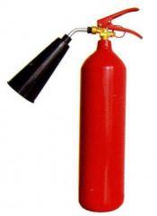 Баллоны пожарные