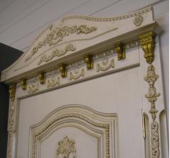 Дверные наличники и накладки Декор и украшения
