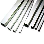 Электросварные трубы  AISI 304 квадратного сечения