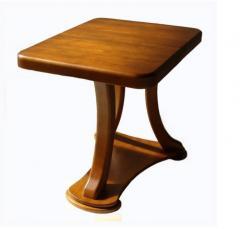 Раскладной деревянный стол из ясеня от