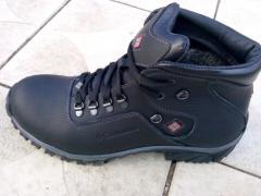 Зимняя обувь Columbia натуральная кожа
