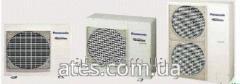Внешние блоки в инверторных сплит-систем,Panasonic R410A U-B18DBE5