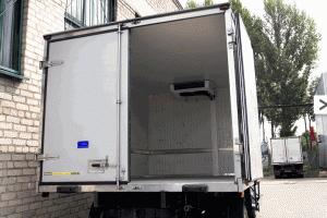 The automobile refrigeration unit 'TERMOLIFE