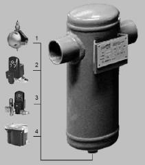 Сепаратор конденсата циклонного типа серия CCS