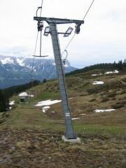 Буксировочная канатна дорога Doppelmayr (Австрія).