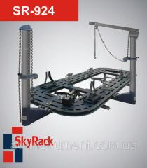 Platform building berth of SR-924