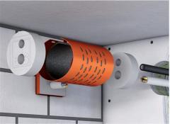 Cable passings, WKE Flex Box series (S90)