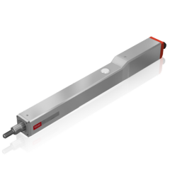 Linear actuators as complex of linear guide for