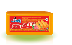 "Cheese product ""Tosterny"
