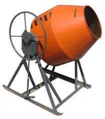 Бетономешалка БС-300 на 300 литров редукторный