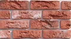 "Tile for a decor ""The Belgian brick"