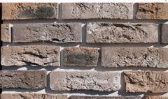 Облицовочная фасадная плитка «Бельгийский кирпич