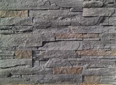 Tile front Slate graphite
