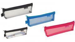 Портфели для перемещения документов пластиковые на молнии