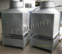 Cooler ventilatory IVA-50