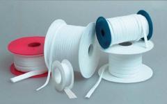 Self-adhesive sealing tape PTFE