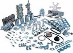 Spare parts to the Bulgarian loaders