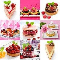 Пирожные и Десерты на заказ, Киев (Для Ресторанов)