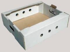 Ящики для фруктов картонные