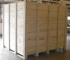 Контейнеры деревянные для перевозки