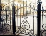 Ограды кованные Обухов заказать, ограды кованые