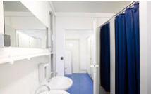 Контейнеры душ/туалет
