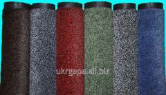 The carpets mud-clearing (antisplash, moisture