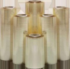 Термоусадочная пленка ПВХ от 15 микрон
