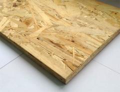 ОСБ плита (Украина) 1250х2500х10мм