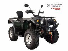 Квадроцикл Speed Gear Force 500 (full) 2015