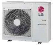 Внешние блоки LG Multi-F Inverter, 1ф, R410 MU4M25