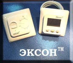 Термометри електромеханічні і електричні