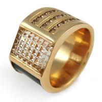 Перстень с Топазами