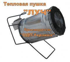 Тепловая пушка Луч-7 круглый Электрический