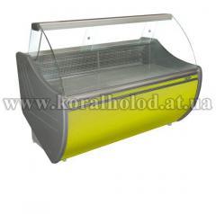Refrigerating show-window