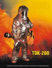 Heatreflective set of TOK-200 and TK-800 from