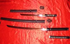 Вакидзаси (Wakizashi) японское клинковое оружие
