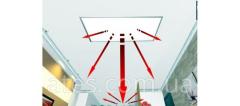 ИК полотенцесушитель панельный Ecos 290 ВП