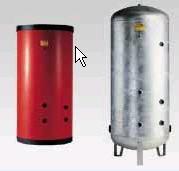 Tanks - the ACS, ACSF, ACZ accumulators
